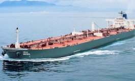 Aza gets first VLCC