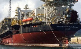 BG Group FPSO starts operations in Santos Basin