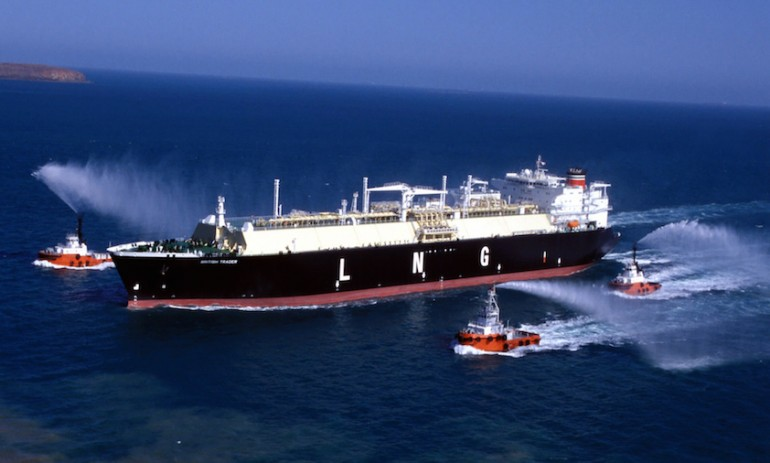 BP in for six new LNG carriers
