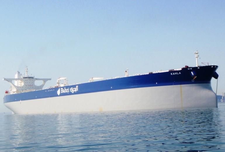 Bahri reregistering entire VLCC fleet to the Saudi flag
