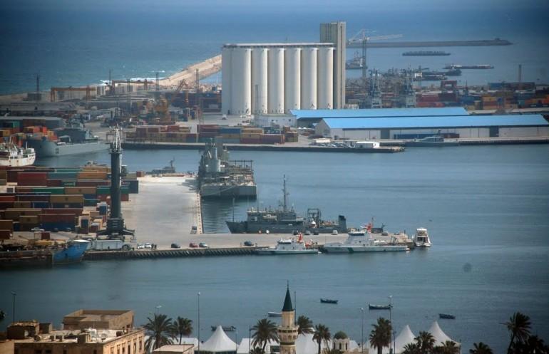 Greek tanker arrested in Libya