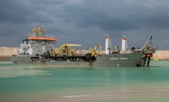 Boskalis wins Brazilian contract at Acu
