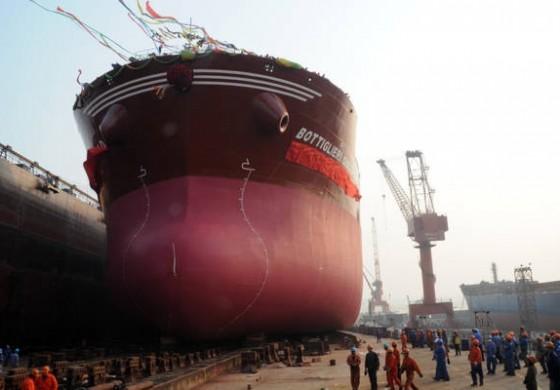 Giuseppe Bottiglieri's tanker fleet up for sale