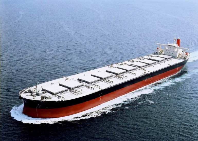 More dry bulk disruption coming from digitisation