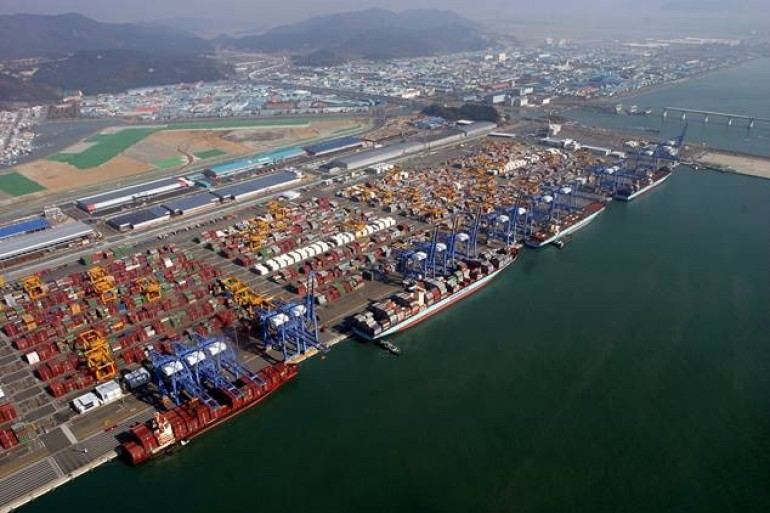 DP World lifts stake in Pusan terminal