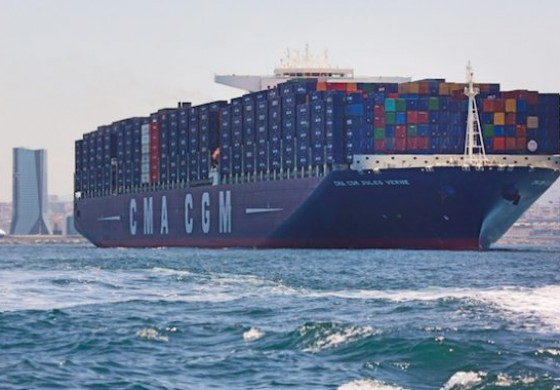 CMA CGM in for six boxships at Hyundai Heavy