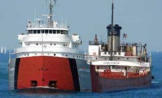 Roger Blough heads to Wisconsin shipyard for repairs