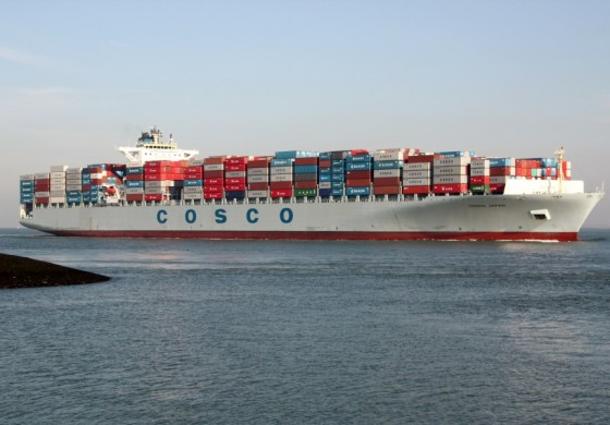 Cosco to develop logistics park in Egypt