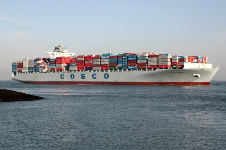 China Cosco Shipping reaches $26bn financing deal with China Development Bank