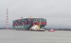 CSCL Indian Ocean grounding must serve as a wake-up call