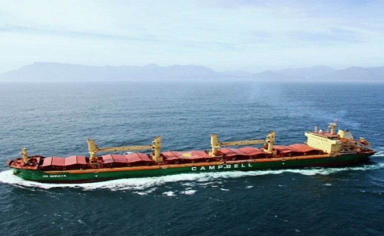 Campbell exiting supramax sector