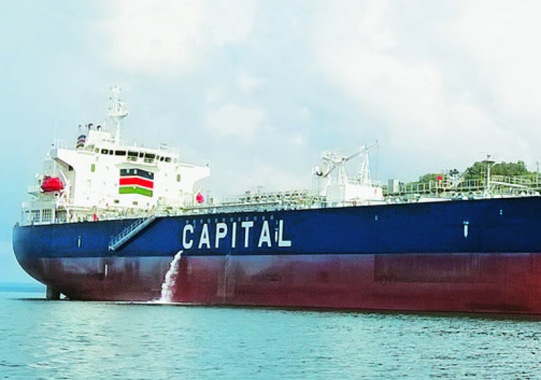 Capital Product Partners fixes three MR tankers