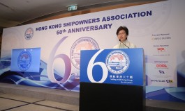 Leader of Hong Kong declines to give shipping a dedicated government authority