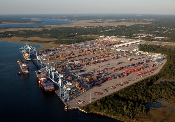 Ports in Georgia and South Carolina on way to reopening after Irma