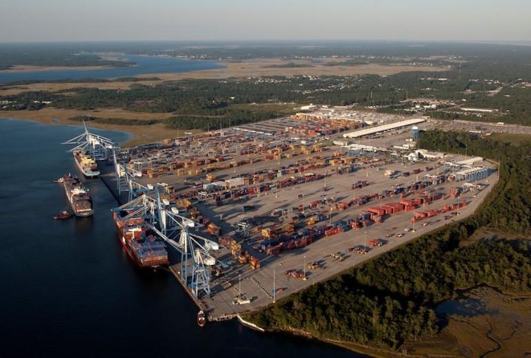 Charleston port opens $14m reefer cargo service facility