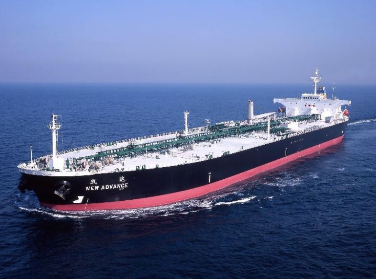 China VLCC ordering 10 VLCCs