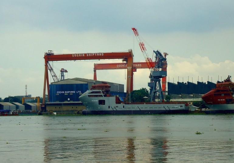 Cochin Shipyard takes over Mumbai repair facilities