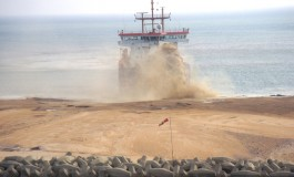 CCCC to spin off dredging business