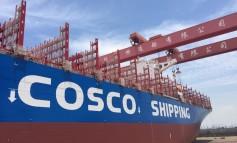 China's first 20,000 teu ship set to launch
