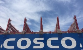 Cosco diverting cargo to less environmentally stringent Long Beach, LA port boss claims