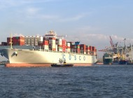 China Cosco Shipping to establish Yangtze River headquarters in Wuhan