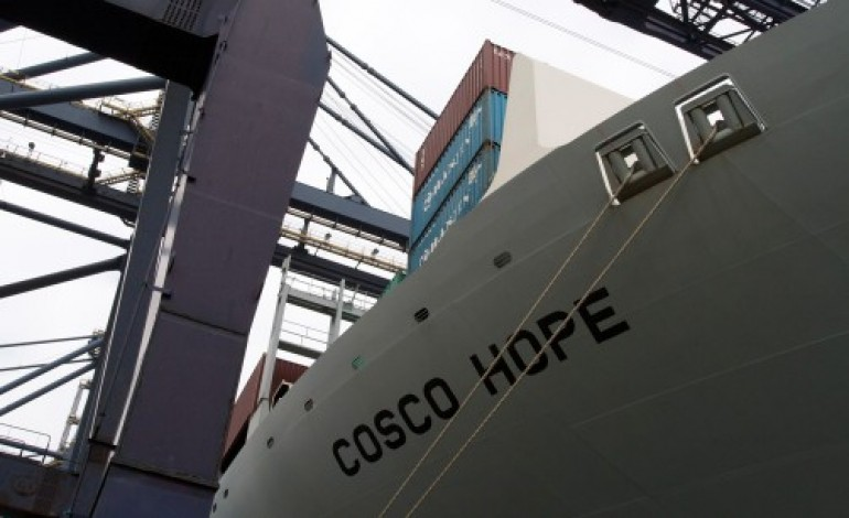 Cosco roars back with massive new shipping fund