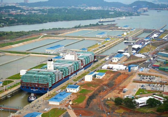 Chinese state firms eye infrastructure projects near Panama Canal