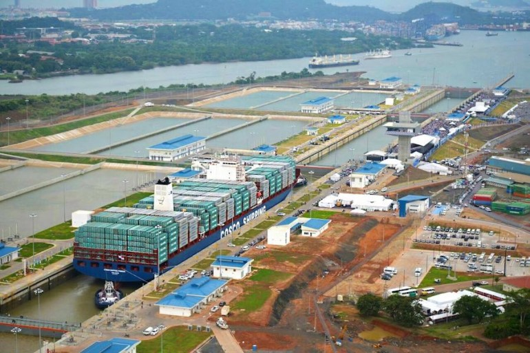 Panama Canal clocks 2,000th neopanamax transit since expansion