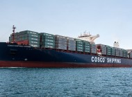 Cosco seen overhauling Maersk as world's top containerline in coming decade