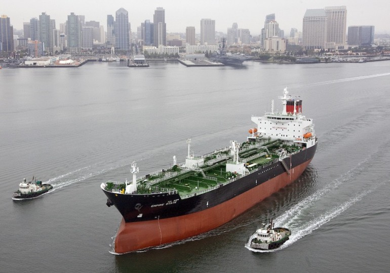 Crowley buys three tankers from ExxonMobil