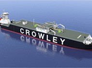 Crowley, ExxonMobil and Eagle LNG to provide LNG bunkering services in North America