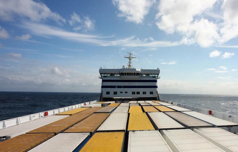 DFDS doubles up on order at Jinling Shipyard