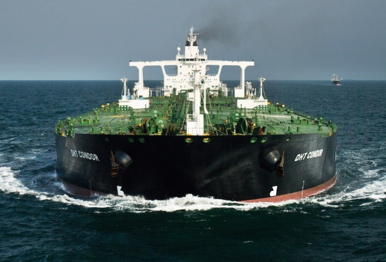 DHT secures financing for VLCC pair