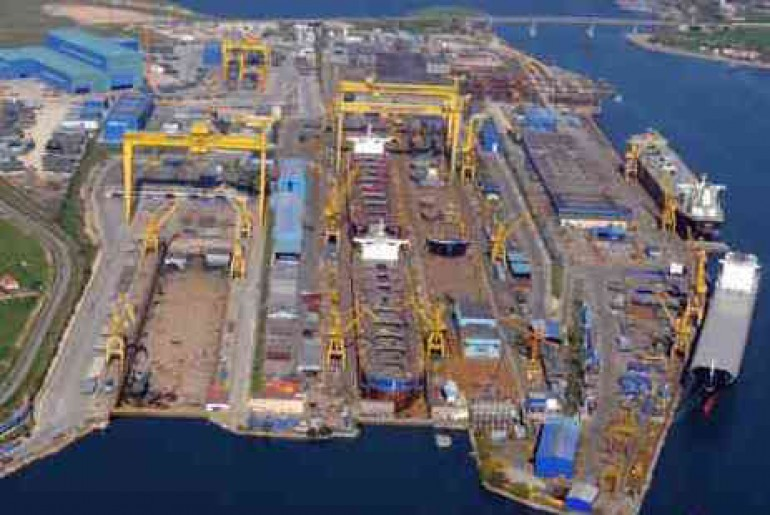 Damen buys Mangalia yard from DSME