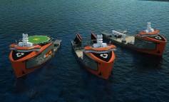 Damen unveils specialised decommissioning vessel concept