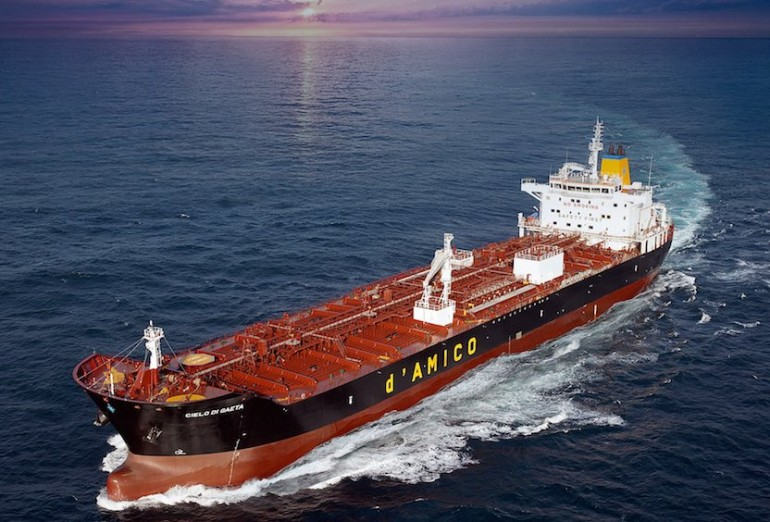 D'Amico International Shipping seals another sale and leaseback