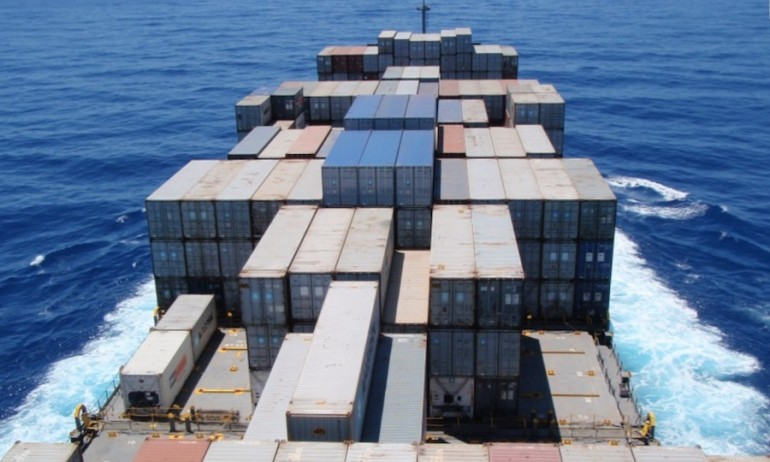 Container ship load planning systems are easily hackable