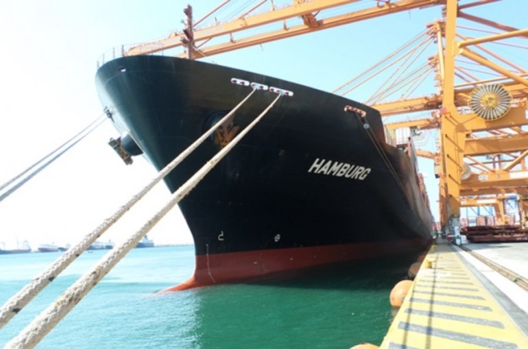 Diana Containerships fixes post-panamax to Wan Hai