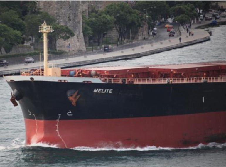 Diana Shipping scraps bulker which grounded off Indonesia
