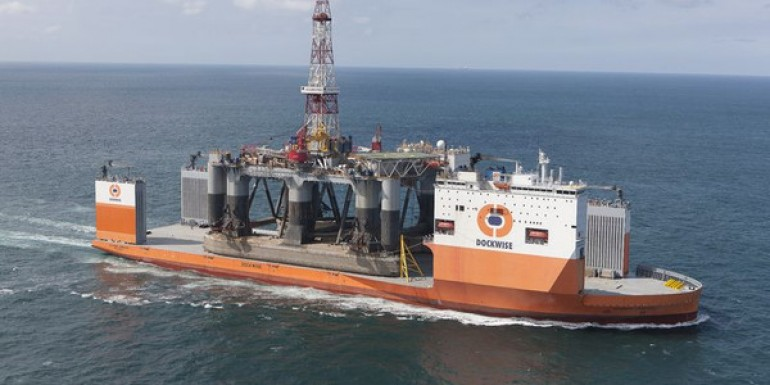 Dockwise awarded series of new contracts