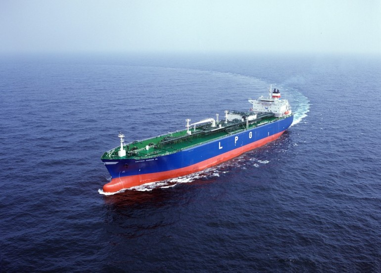 Fortune Oil orders VLGC pair at Jiangnan Shipyard