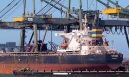 DryShips shares in freefall