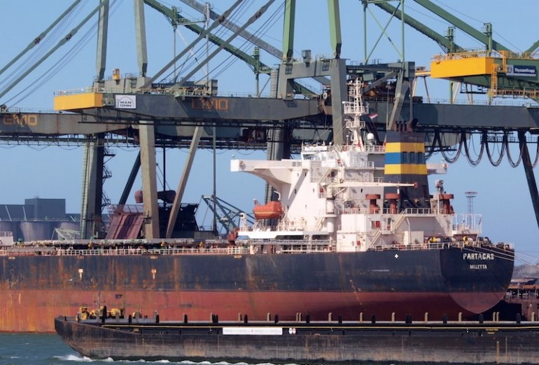 DryShips slapped with SEC subpoena