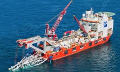 EMAS Chiyoda Subsea looks to cold stack $150m pipelay vessel