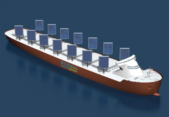 World's first use of patented rigid sail and solar power system to commence next year