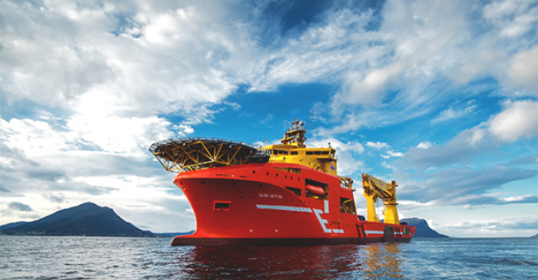 Eidesvik CSV awarded offshore wind contract