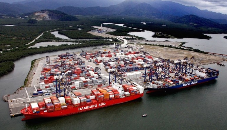 DP World buys final two-thirds stake of Embraport terminal in Brazil