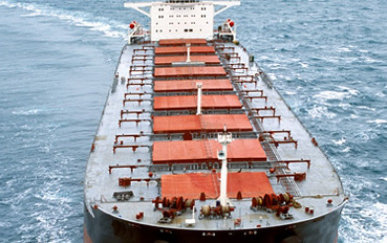 Empire Bulkers pays $8m for panamax