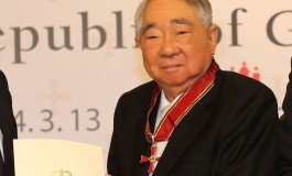 Evergreen founder Chang Yung-fa dies