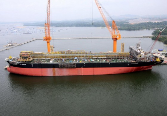 TH Heavy Engineering to use $42.4m for FPSO conversion
